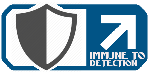 55_IMMUNE TO DETECTION