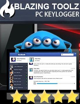 Blazing Toolz Free keylogger for pc