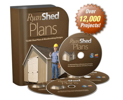 RyanShedPlans review