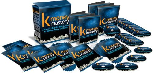 The K-money mastery kindle publishing course