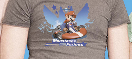 Moustache and Furious