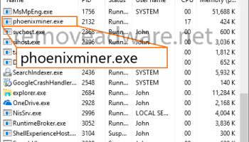 Power exe malware - How to Remove? - Remove Adware