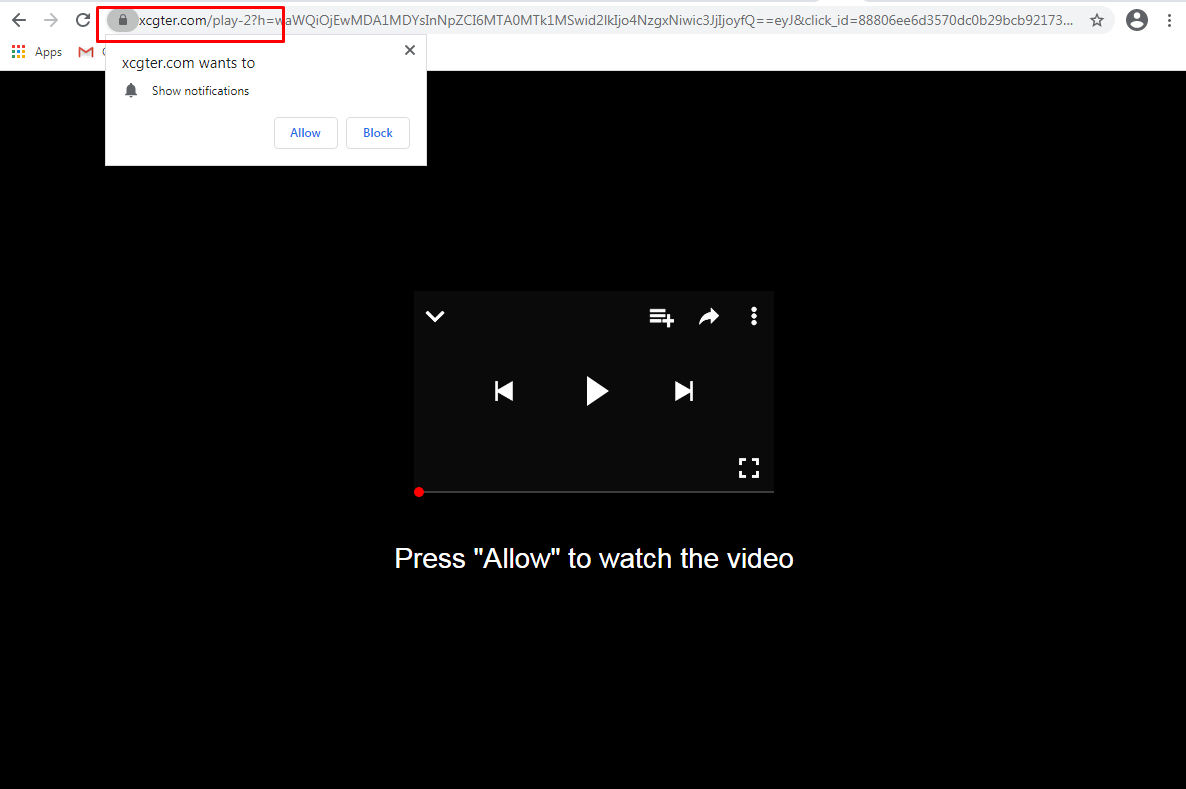 remove Xcgter.com