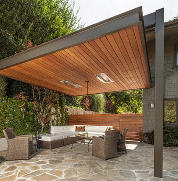 Patio roof ideas uk. help with rear porch idea. . building a porch ...