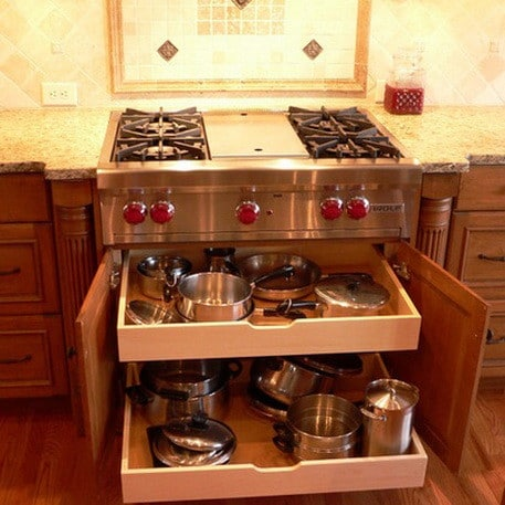 36 Kitchen Design Ideas For Small Compact Kitchens