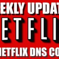 Netflix DNS Codes Updated February 2019 USA Codes For American Netflix