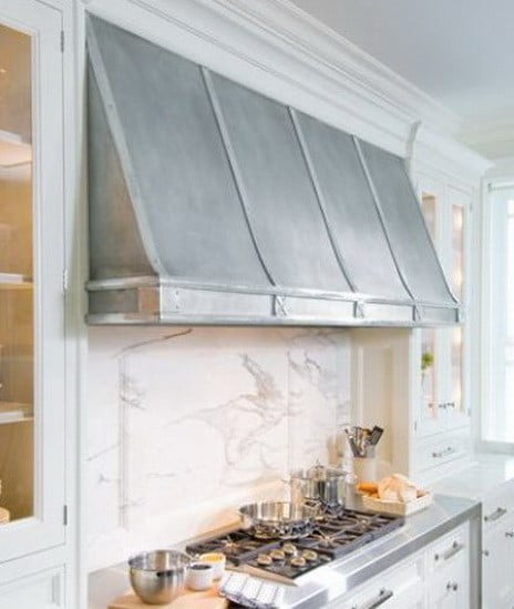 Kitchen Hood Layout
