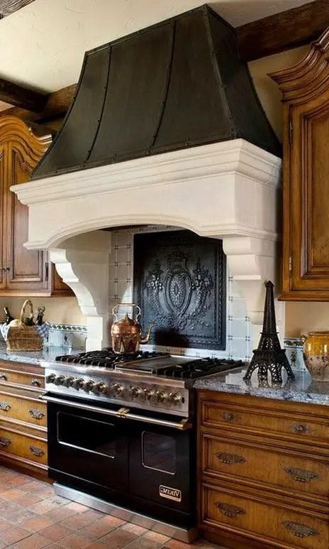 40 Kitchen Vent Range Hood Designs And Ideas