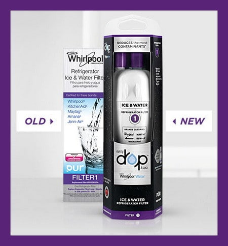 whirlpool water filter