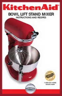 KitchenAid Stand Mixer Not Working Will Not Turn On Beater Hits Bowl