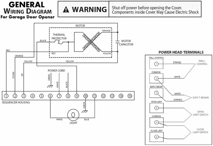 General Wiring Diagram For Garage Door Openers 87190 24020 b1464302493 wire diagram 87190 wiring diagrams  at crackthecode.co