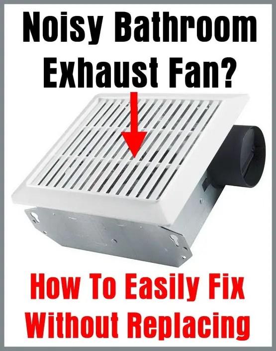 Fix Bathroom Ceiling Extractor Fan Www Gradschoolfairs Com