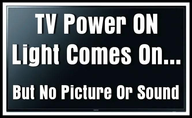 Flat Vizio Problems Tv Screen