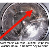 How To Fix A Washing Machine Making Your Clothes Dirty - Stains On Clothing