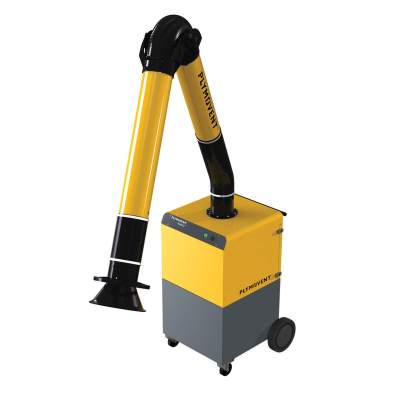 Light Duty Mobile Welding Fume Extractor – Disposable Filter