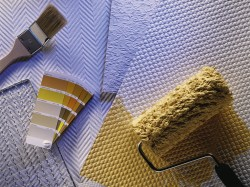 non-woven wallpaper for painting