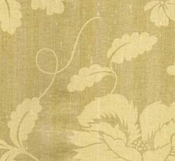 Linen wallpaper example