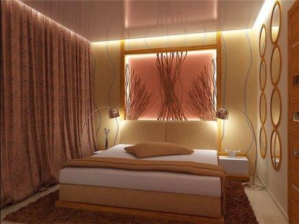 small bedroom design stretch ceilings