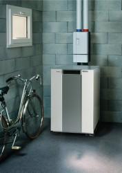 floor-standing gas boiler