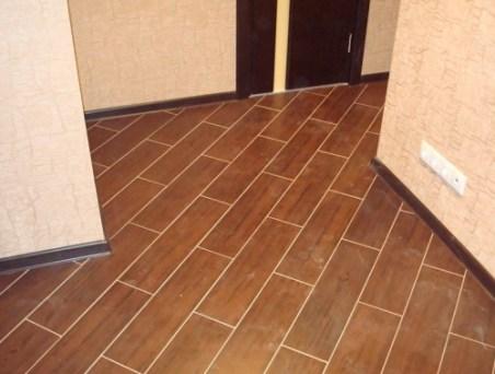 linoleum for the hallway