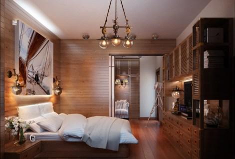 main lighting of bedroom 2