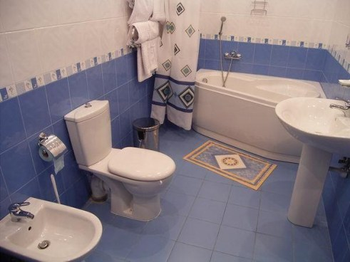 redevelopment of a bathroom 3