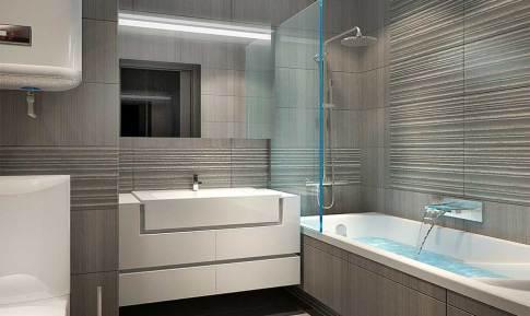 calculation of bathroom tiles
