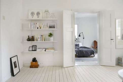 interior door color and wall color 2