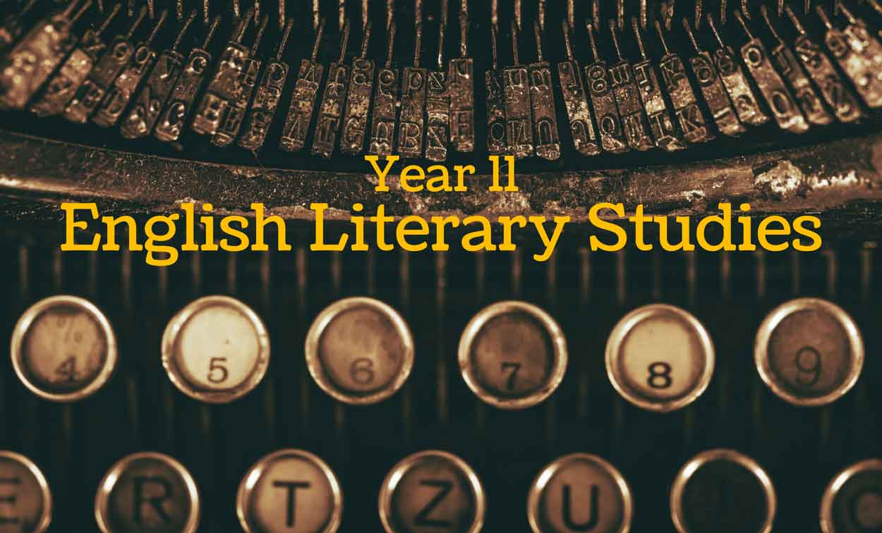Adelaide Year 11 English Literary Studies Tuition