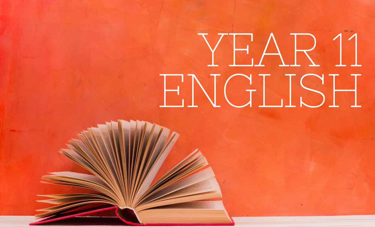 Adelaide Year 11 English Tuition