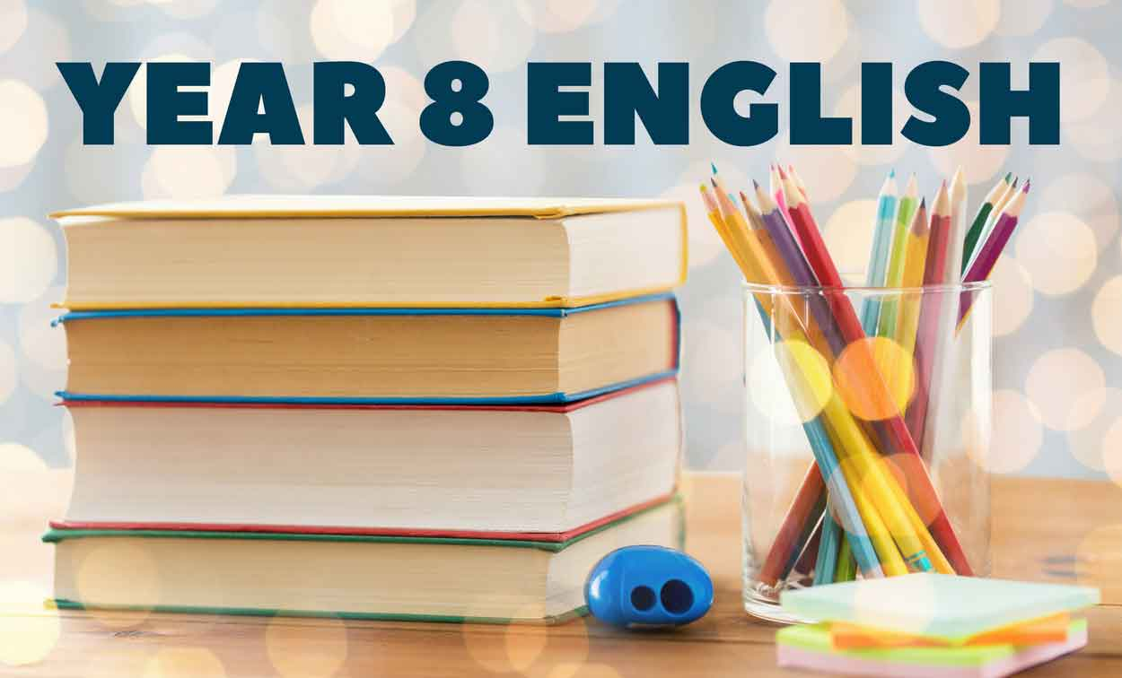 Adelaide Year 8 English Tuition