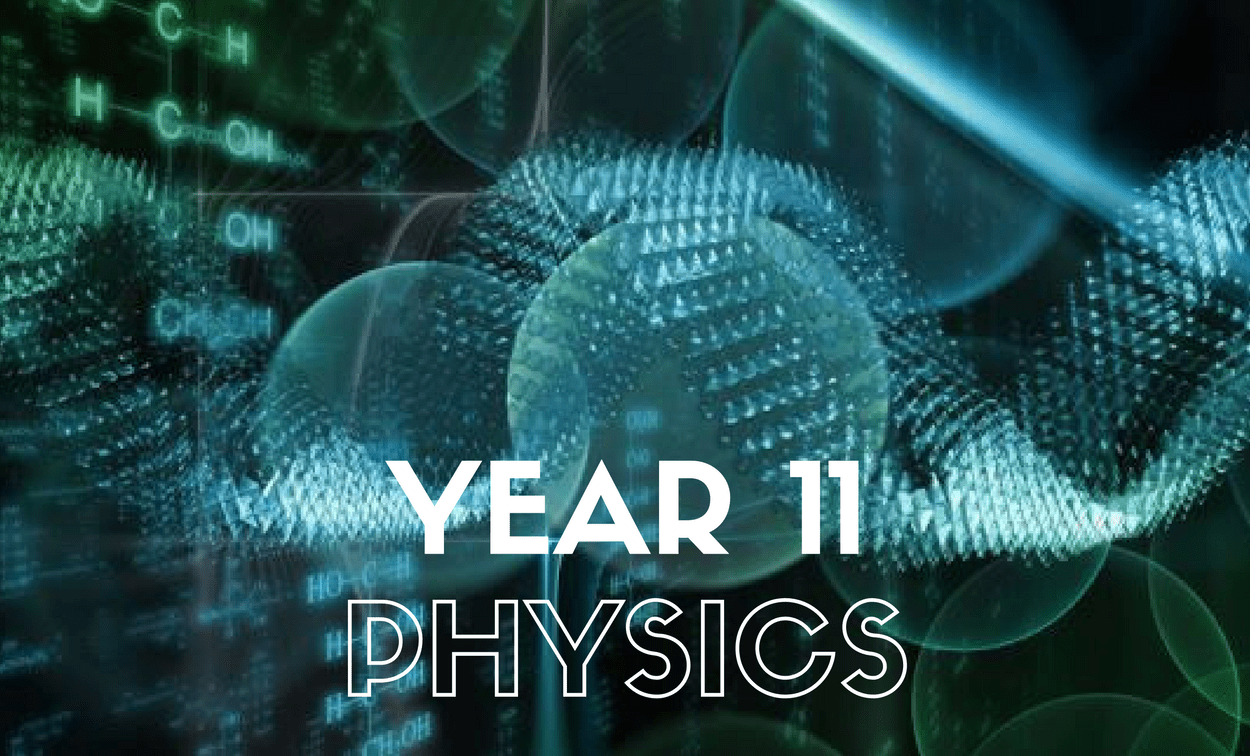 Adelaide Year 11 Physics Tuition