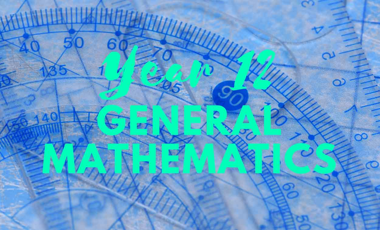 Adelaide Year 12 General Mathematics Tuition