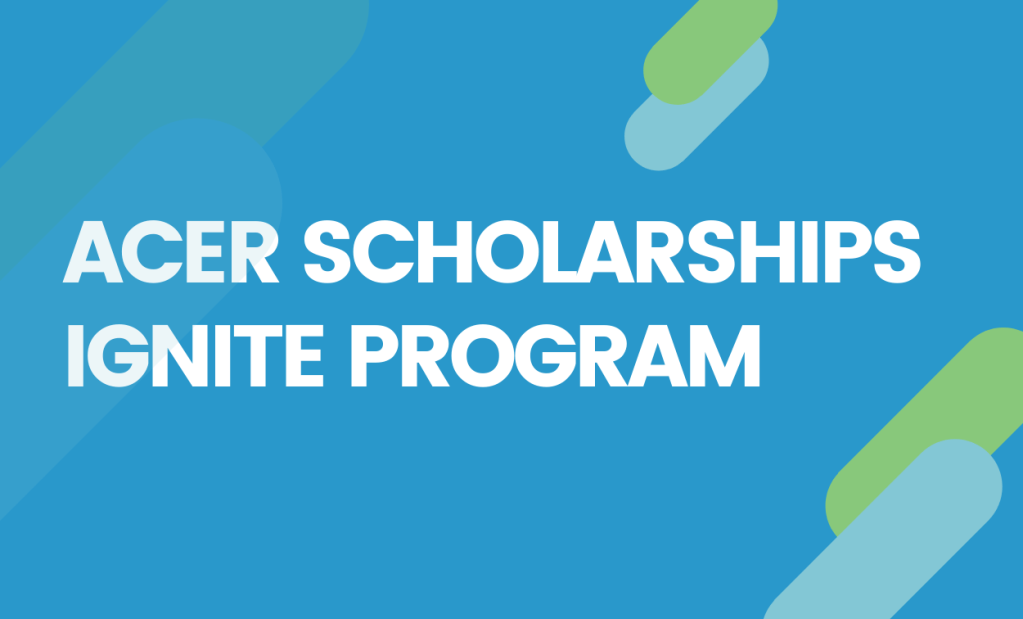 ACER Scholarship and Ignite Program Tuition Adelaide
