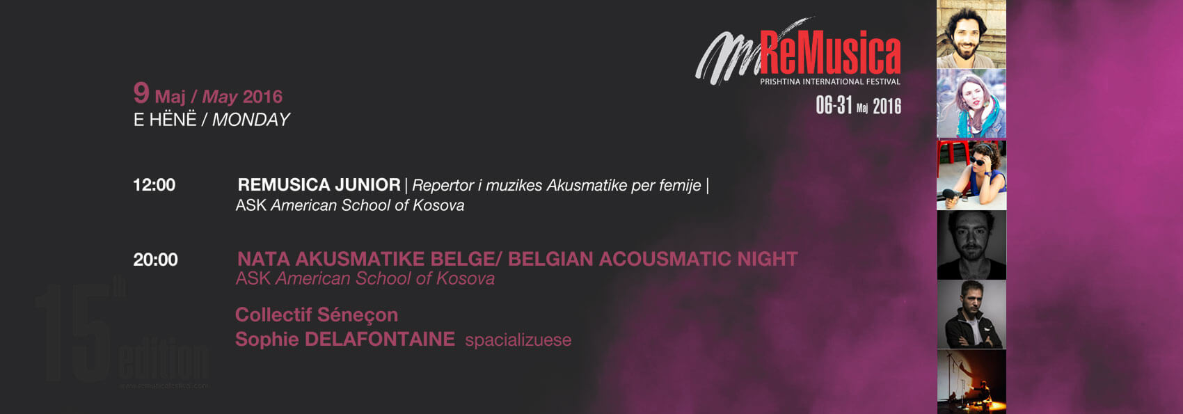 Belgian Acousmatic Night
