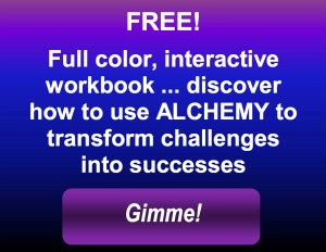 Sign Up For Alchemy Workbook!