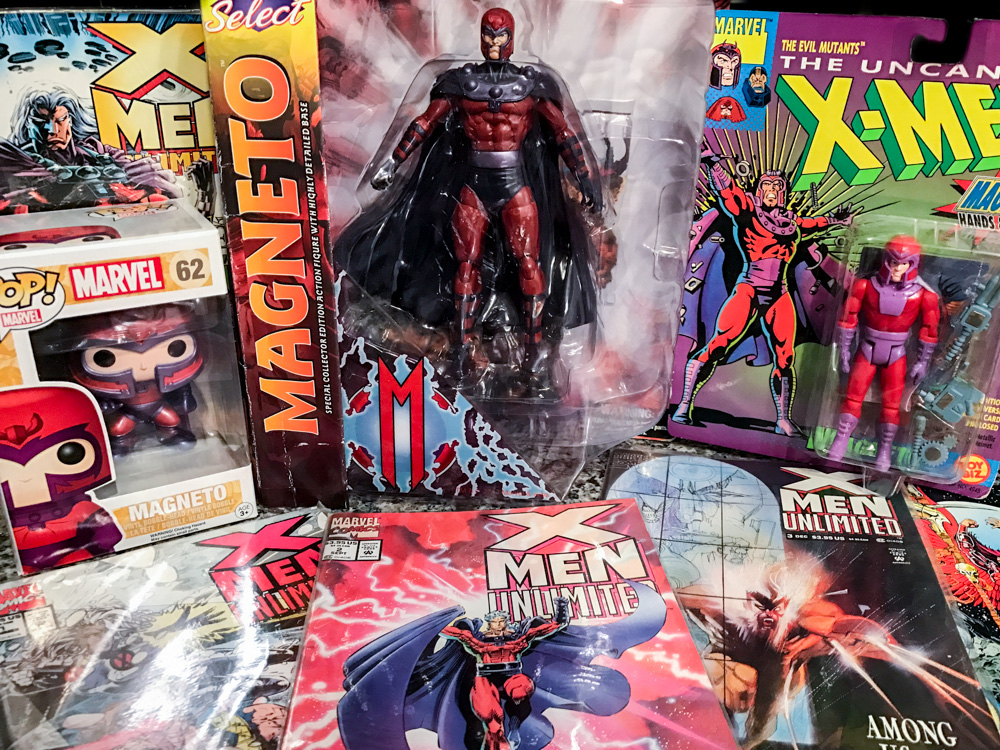 Magneto Give Away Extravaganza