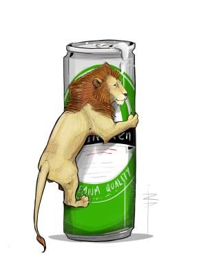 procreate-lion1