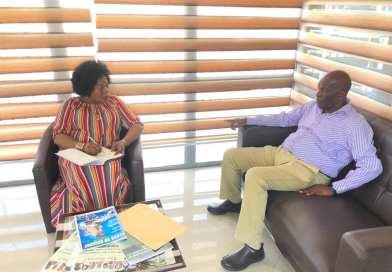 Visite du Secrétaire-Exécutif du PNMLS au RENADEF