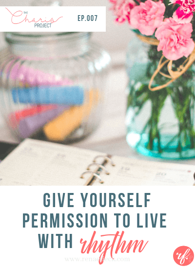 Give Yourself Permission to Live in Rhythm-007