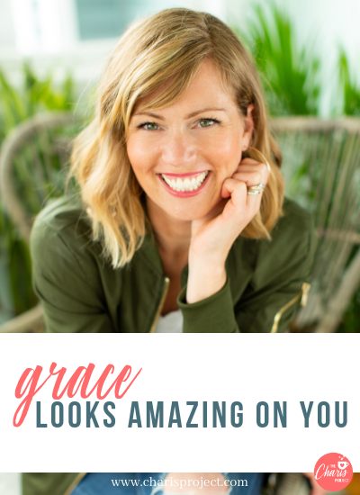 grace looks amazing on you