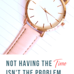 Not Having the Time Isn't the Problem (Solo episode) -68