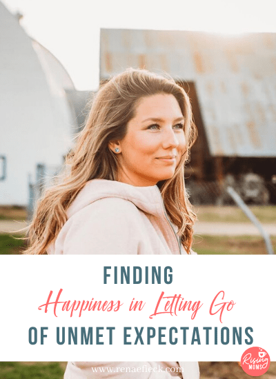 Finding Happiness in letting go of unmet expectations with Tabitha Cee