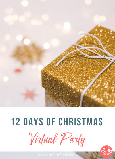 The 12 Days of Christmas Virtual Party