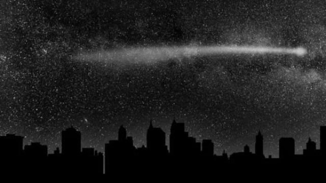 流れ星 夜空 神の啓示 幸運