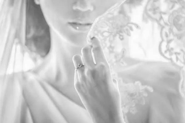 花嫁 結婚式 結婚指輪