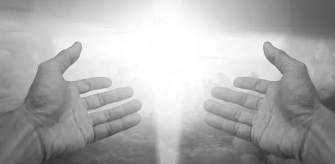 光 手 信頼 神 祈る 祈り魂 能力