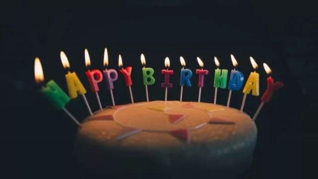 誕生日ケーキ バースデー