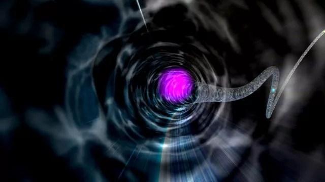 時間 過去 未来 トンネル 超空間 時空
