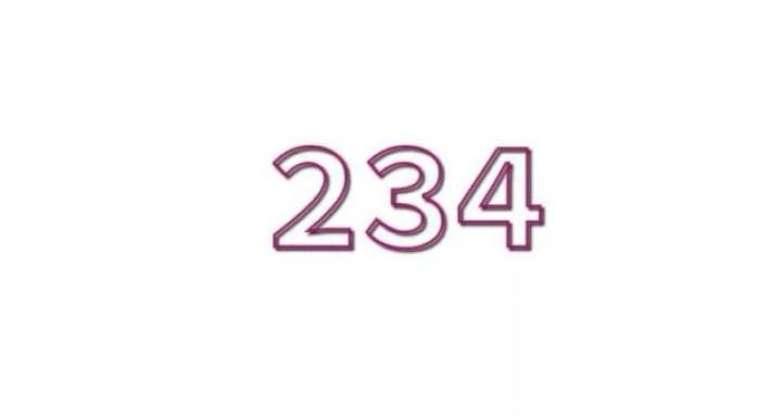 エンジェルナンバー234の恋愛に関するメッセージとは?
